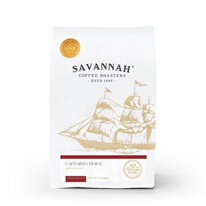 Captain's Choice - Voted Top 10 USA Coffees!